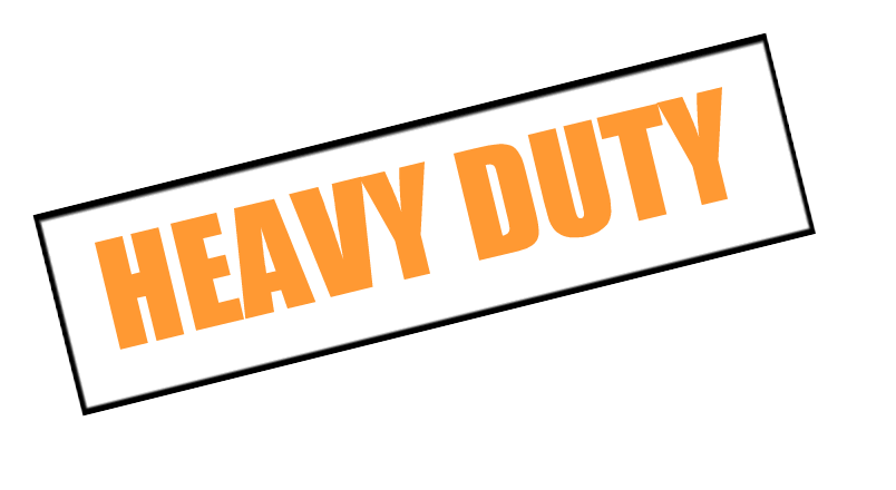 heavy duty orange transp